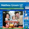 Matthew Groom MP